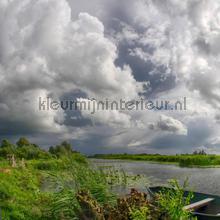 Lakeveld polder photomural Noordwand Holland 2871