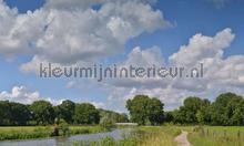 Kromme Rijn 2 photomural Noordwand Holland 3205