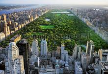 central park photomural Ideal Decor Ideal-Decor Poster 00163