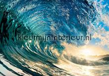 Wave fotobehang Ideal Decor Ideal-Decor Vlies 00962