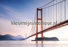 Xihou bridge fototapeten Ideal Decor Ideal-Decor Vlies 00972