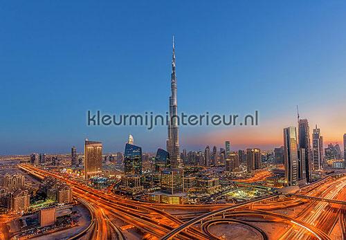 Burj khalifah fotobehang 00973 Ideal-Decor Vlies Ideal Decor
