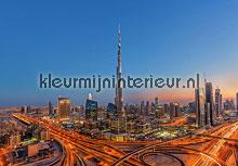 Burj khalifah fototapeten Ideal Decor Ideal-Decor Vlies 00973