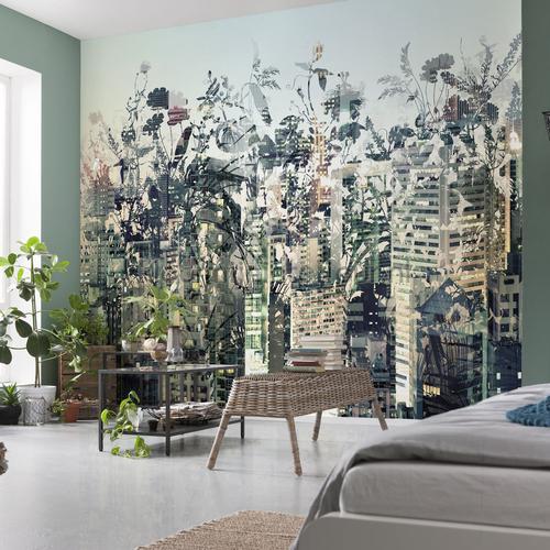 urban jungle fotobehang 8-979 Imagine Edition 3 Stories Komar