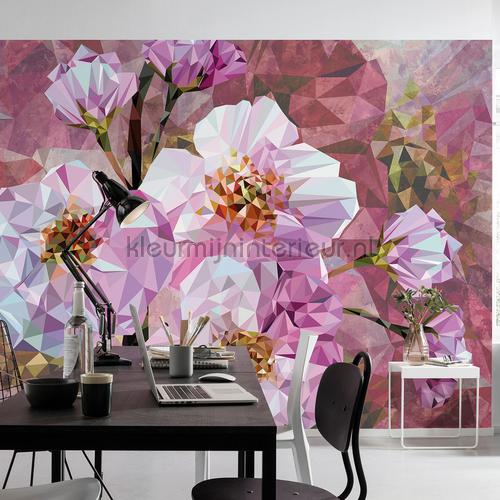 blooming gems fotobehang xxl4-064 Imagine Edition 3 Stories Komar