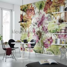 lotus papier murales Komar Imagine Edition 3 Stories xxl4-070