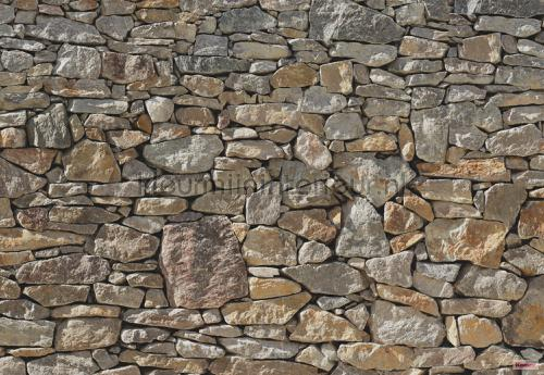 stone wall fotobehang xxl4-727 Imagine Edition 3 Stories Komar