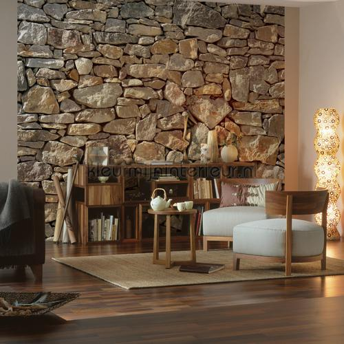 stone wall fotomurales xxl4-727 Imagine Edition 3 Stories Komar