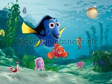 Nemo fotobehang AG Design kinderkamer jongens