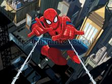 Spiderman is coming fotobehang AG Design Kidz wall collection FTDN-XXL-5024