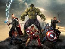 Hulk fotobehang AG Design Kidz wall collection FTDN-XXL-5047