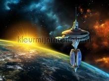 Sateliet fotobehang AG Design Kidz wall collection FTN-XXL-2429