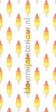 Waterijsjes Raketjes photomural Kek Amsterdam Kinderbehang wp-058