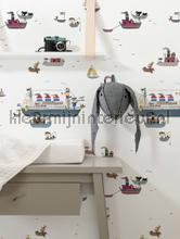 Holland America Line fotomurales WP-103 Kinderbehang Kek Amsterdam
