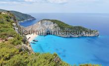 View on a beach photomural Kleurmijninterieur all images