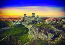 Castle fototapeten Kleurmijninterieur alle-bilder