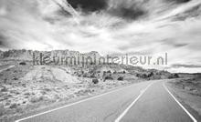 Road fototapet Kleurmijninterieur teenagere