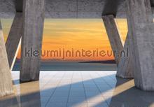 View on sunset fototapeten Kleurmijninterieur alle-bilder
