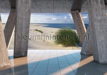 View on dunes fototapeten Kleurmijninterieur alle-bilder