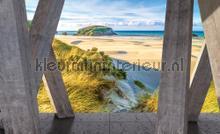 View on beach fototapeten Kleurmijninterieur alle-bilder