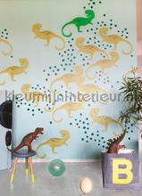 Dino verzameling fotobehang Onszelf Little Wallpaper OZP-3757