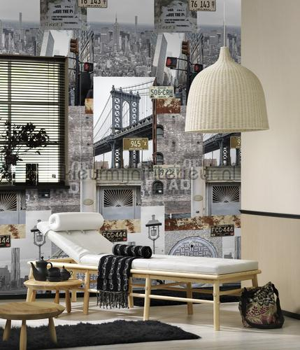 Aspects of NY papier murales ak1036 Looks Behang Expresse