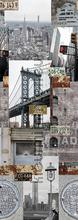Aspects of NY papier murales Behang Expresse structures