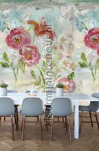 Muurschilderingen bloemen papier murales Behang Expresse Looks ak1062