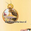 Maja de Bij behang papier peint Kleurmijninterieur Maja Wickie en Heidi 941823