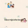Heidi Klara en Peter behang Kleurmijninterieur Baby Peuter