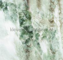 Marmer groen fotobehang Kek Amsterdam Modern Abstract