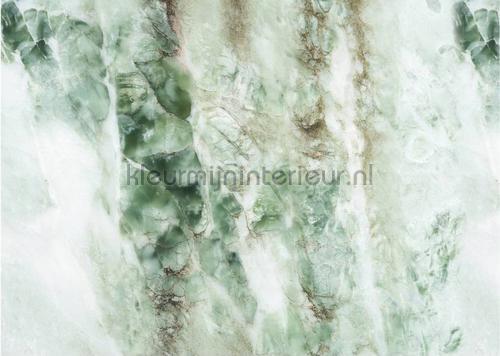 marmer groen fotobehang wp-550 Kek Amsterdam