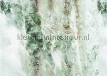 marmer groen papier murales Kek Amsterdam Marmer wp-550