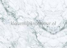 marmer wit grijs papier murales Kek Amsterdam Marmer wp-559