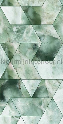 Marmer mosaic groen fototapeten wp-577 Kek Amsterdam