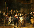 De Nachtwacht Rembrandt van Rijn estilos