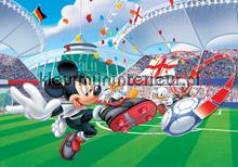 Mickey Mouse plays fotobehang Kleurmijninterieur Disney---Pixar