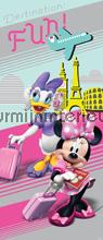 Minnie and Daisy fotobehang Kleurmijninterieur Disney---Pixar