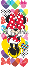 Minnie Mouse fotobehang Kleurmijninterieur Disney---Pixar