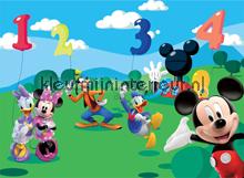 Minnie Mouse and friends fotobehang Kleurmijninterieur Disney---Pixar