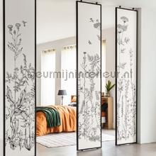 Wild flowers fotobehang Caselio York Wallcoverings