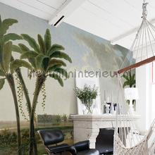 Coffee Plantation fotobehang Dutch Wallcoverings Kunst Ambiance