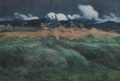 Landscape fotomurales 8005 Painted Memories Dutch Wallcoverings