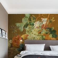 Still live with fruits fotobehang Dutch Wallcoverings Kunst Ambiance
