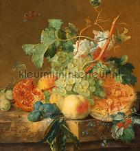 Still life with fruits fotobehang Dutch Wallcoverings Kunst Ambiance