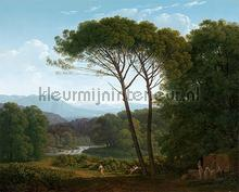 Italian landscape photomural Dutch Wallcoverings Painted Memories 8009