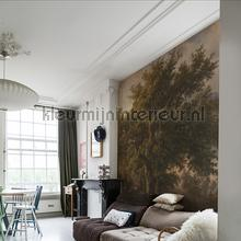 Forest fotobehang Dutch Wallcoverings Kunst Ambiance