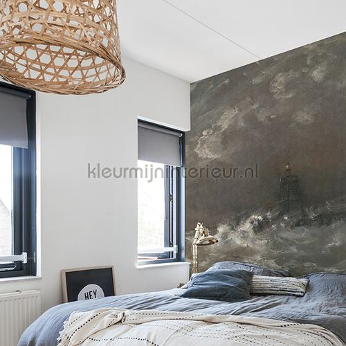 LIghthouse fotomurales 8017 Painted Memories Dutch Wallcoverings