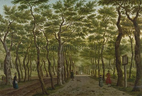 The herepad fotomurales 8019 Painted Memories Dutch Wallcoverings