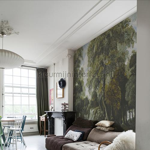 Forest fototapet 8027 Painted Memories Dutch Wallcoverings
